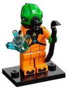 LEGO Minifig Series 21  Alien