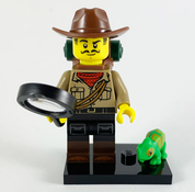 LEGO Minifig Series 19 Jungle Explorer
