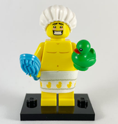 LEGO Minifig Series 19 Shower Guy