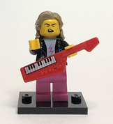 LEGO Minifig Series 20 80s Musician