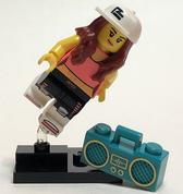 LEGO Minifig Series 20 Breakdancer