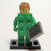 LEGO Minifig Series 20 Brick Costume Guy