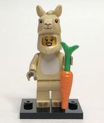 LEGO Minifig Series 20 Llama Costume Girl