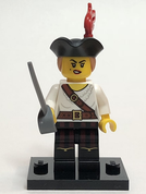 LEGO Minifig Series 20 Pirate Girl