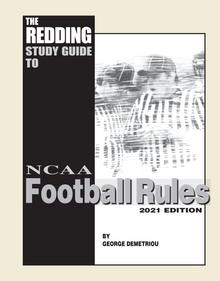 (REGULAR BIND) 2021 Redding Study Guide to Football - NCAA Edition