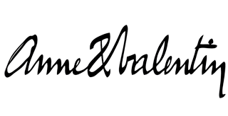 Anne et Valentin mini logo