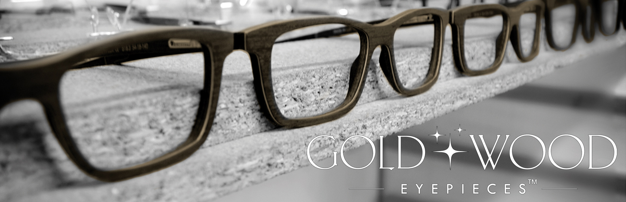 f9e683dfa077 Gold   Wood Designer Glasses - Gold and Wood Eyewear