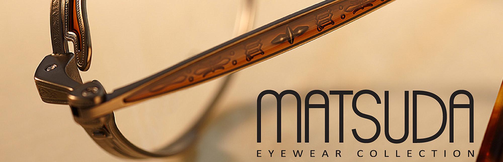 Matsuda Eyewear | Matsuda Eyewear is the legendary luxury Japanese ...