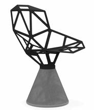 Magis Chair One Concrete Base