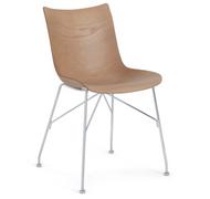Kartell P/Wood Chair - Slatted Ash