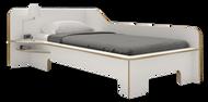 Muller Plane Single Bed