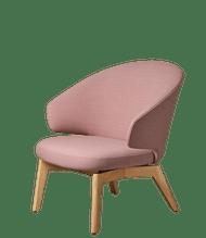 Fritz Hansen Let Lounge Chair