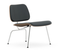 Vitra Plywood LCM Leather Chair