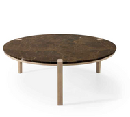Wewood Corner Round Table