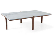 Wewood Corner Rectangular Table