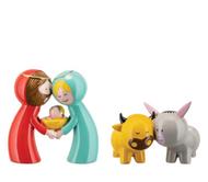 Alessi Happy Eternity Baby - set of 2 figurines