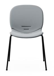 RBM Noor 6050F Dining Chair from Flokk - 4 Leg