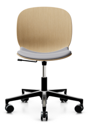 RBM Noor 6075S Chair from Flokk - Footbase