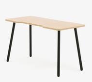 Allermuir Arc Rectangular Desk