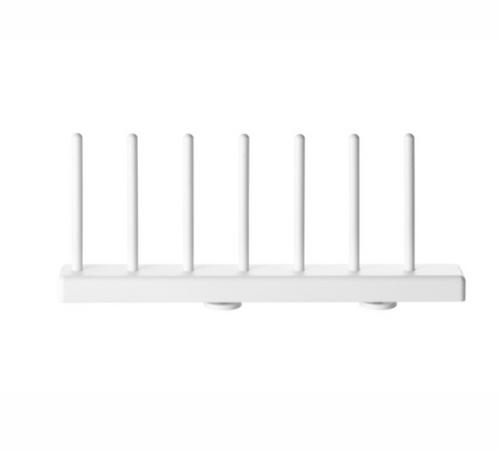 Plate Rack - 20cm - White