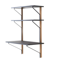Artek Kaari Wall Shelf with Desk