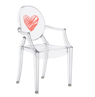 Kartell Lou Lou Ghost Special Edition