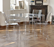 Kartell Invisible Table