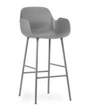 Normann Copenhagen Form Bar Armchair - 75cm