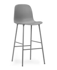Normann Copenhagen Form Bar Chair - 75cm