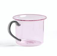 HAY Borosilicate Set of 2 Cups