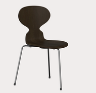 Fritz Hansen Ant Chair - Dark Stained Oak