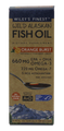 Orange Burst Fish Oil 8.5