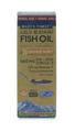 Orange Burst Fish Oil 660 MG travel 2.03 oz