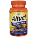 ALIVE IMMUNE GUMMY VITAMINS 90CT