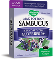 Nature's Way Sambucus Max Potency 18 sg