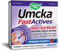 Nature's Way Umcka FastActives Berry Cold Flu 10 Packets