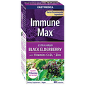 Enzymedica Immune Max Black Elderberry 60 caps