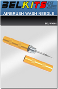 BELKITS BEL-WN001 - Wash Needle for Airbrush