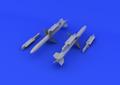 EDUARD 648180 - 1/48 AGM-88 HARM