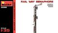 MINIART 35566 - 1/35 Railway Semaphore