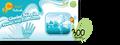 NATURAL GLACIER NITRILE GLOVE 100 GLOVES, 10 BOXES PER CASE SPECIAL OFFER! SEE BELOW! $177/CASE