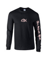 Sea Angler Gear Classic Pink and Black T-Sirt