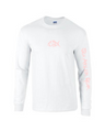 Sea Angler Gear White and Pink T-Shirt