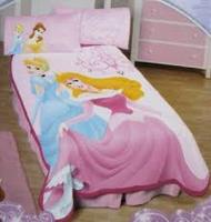 Princess Micro Raschel Blanket