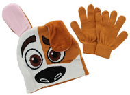 The Secret Life of Pets Max Hat and Gloves Set