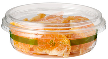 8 oz Clear Round Deli | 1,000 count