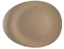 "10"" Fiber Modern Oval Plate | 400 count"