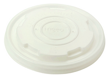 Compostable Soup Cup Lid for 6 and 8 oz  | Sample