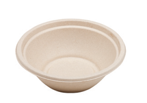 24 oz Bagasse Bowl  | Sample