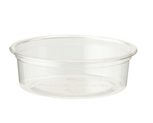 2 oz PLA Flat Souffle Cup  | Sample